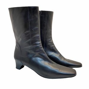 Cole Haan Leather Boots Sz 10B